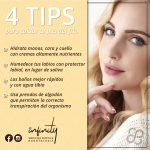 Clínicas Infinity - 4 TIPS para cuidar tu piel del frió