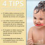 Como cuidar la salud dental de los niños Clínicas Infinity